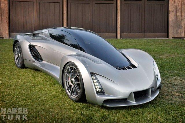 Dünyanın 3D yazıcıyla üretilen en iyi otomobilleri