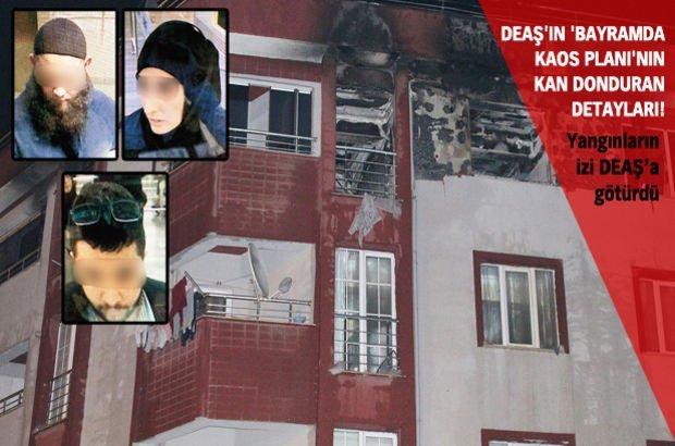 İstanbul Bayrampaşa DEAŞ