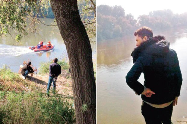 Suriye Meriç Nehri  Ferhat Omar Hnof Omar