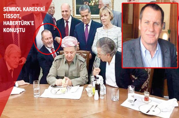 Erbil Mesud Barzani Frederic Tissot Irak  Kuzey Irak Kürt Bölgesel Yönetimi