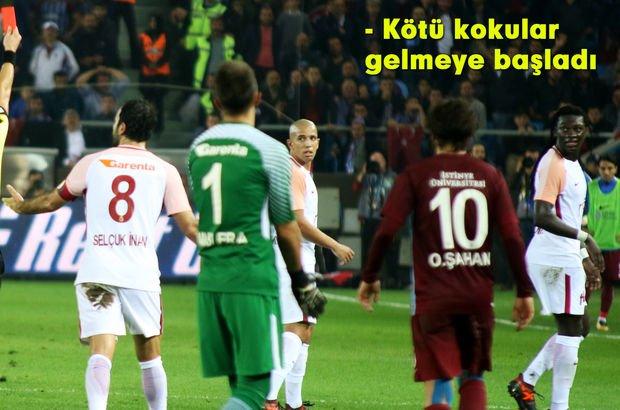 Trabzonspor Galatasaray maçı yazar yorumları