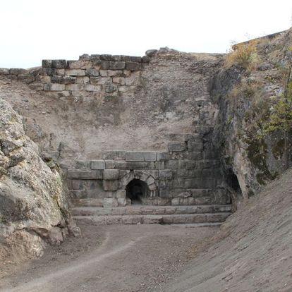 iki bin yıllık baraj