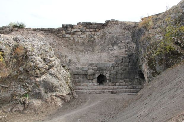 Çorum'da 2 bin yıllık antik baraj, iklimsel değişime ışık tutacak