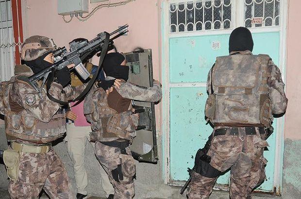 Hatay'da terör örgütü DEAŞ'a operasyon
