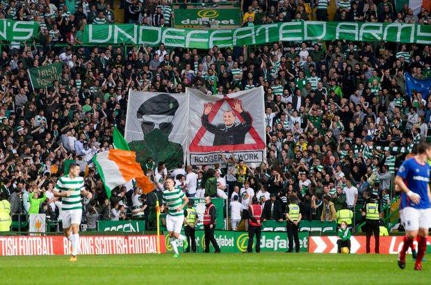 Celtic Kilmarnock maçı Celtic 62 maçtır kaybetmiyor Celtic 100 yıllık rekoru egale etti