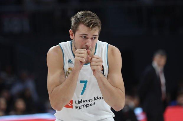 Luka Doncic, ayın MVP'si seçilen en genç oyuncu oldu