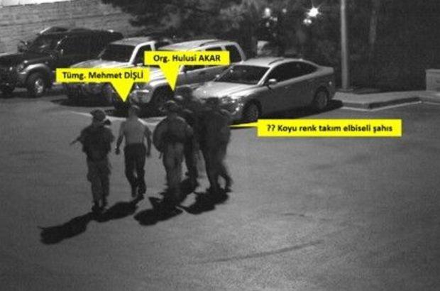 15 Temmuz'un yeni görüntüleri! Org. Akar'ın yanındaki sivil kim?