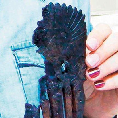5 bin yıllık heykel