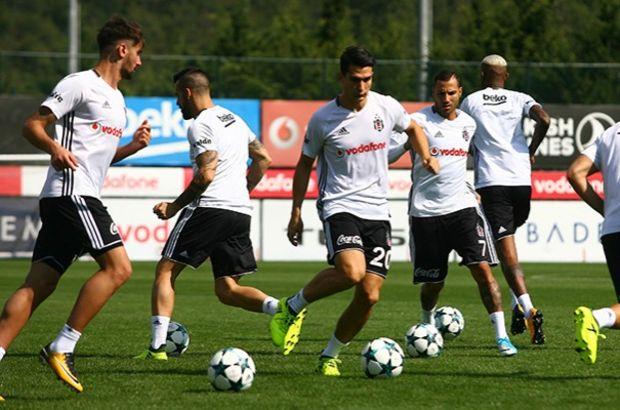 Beşiktaş'ta Monaco mesaisi