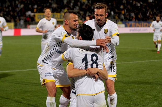 Ankaragücü: 1 - İstanbulspor: 0 | MAÇ SONUCU