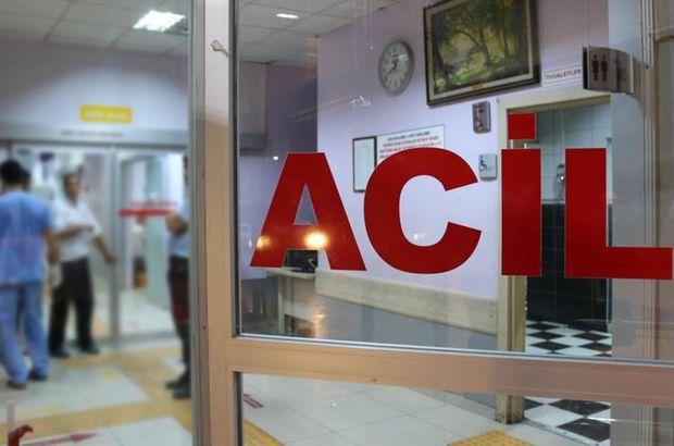 Midyat'ta 22 tutuklu zehirlenme şüphesiyle hastaneye kaldırıldı