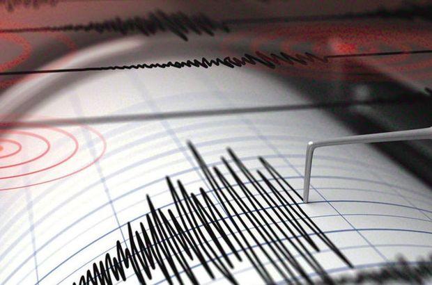 Pasifik'te deprem - Son Deprmler
