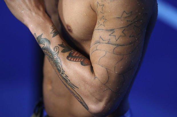 Sporculara dövme uyarısı!