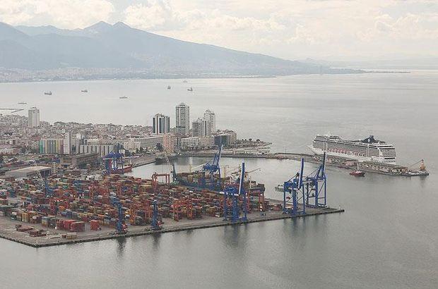 İzmir Alsancak Limanı'nda 128 ton kaçak akaryakıt ele geçirildi
