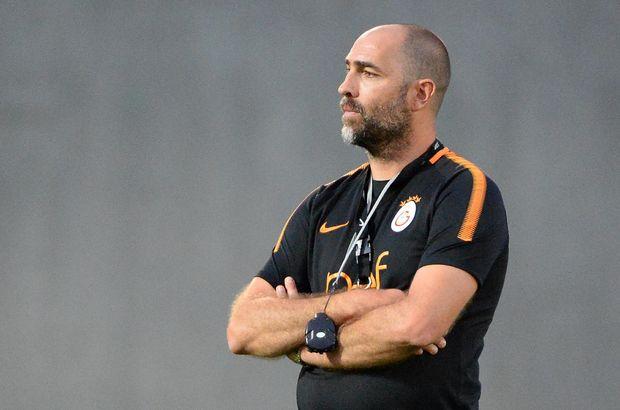 Galatasaray yönetimi, teknik direktör Igor Tudor'dan rapor istedi