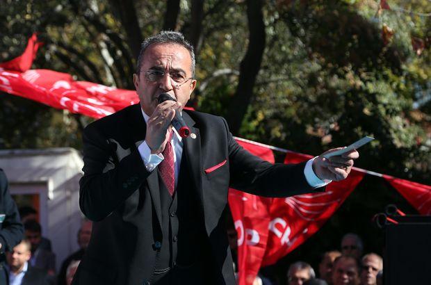 Cumhurbaşkanı Erdoğan'dan CHP'li Bülent Tezcan hakkında suç duyurusu!