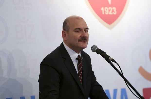 İçişleri Bakanı Süleyman Soylu'dan Tezcan'ın sözlerine tepki