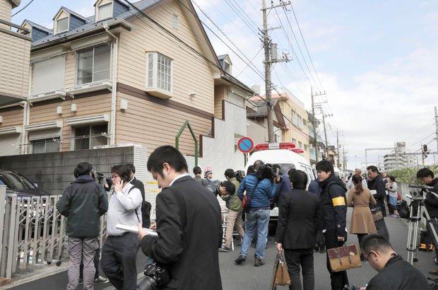 Japonya'da korkunç olay! Dairede 9 ceset!