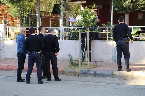 Antalya'da silahlı saldırı: 4 yaralı