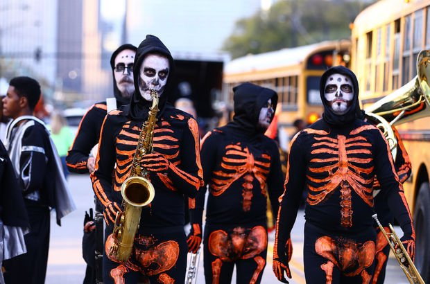 Halloween harcamaları rekor kıracak: 9,1 milyar dolar!