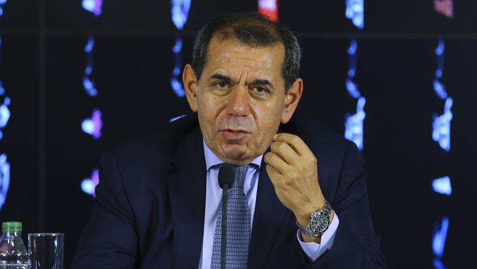 Dursun Özbek: Kırmızı kart olması için Fernando'ya ne olması gerekiyordu?