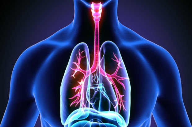 Akciğer nodüllerinde mavi boya
