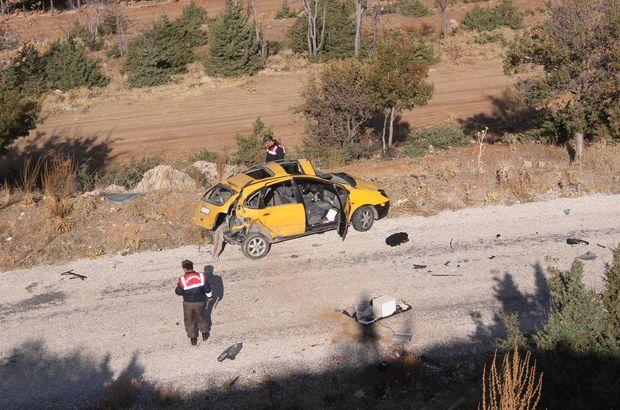 Karaman'da çobanlar, yaralı sürücüyü araçta, kadın arkadaşını da 2 kilometre ileride buldu