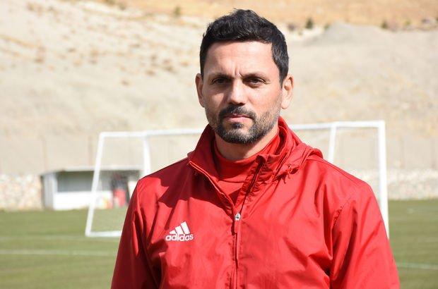 Erol Bulut: Başakşehir maçı benim açımdan heyecanlı olacak