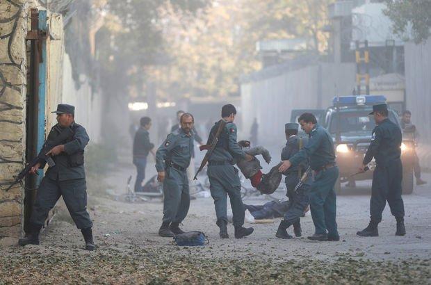 Kabil'de Avustralya Büyükelçiliği yakınlarında patlama: 14 ölü!