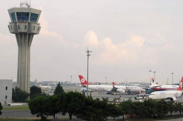 Atatürk Hava Limanı'nda valiz içerisinde 6 doğan yakalandı