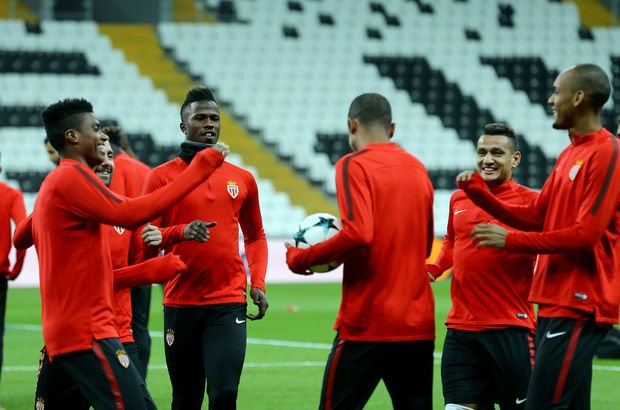Beşiktaş-Monaco