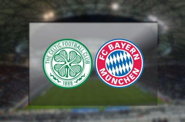 Celtic - Bayern Münih maçı hangi kanalda, saat kaçta? İşte maçın CANLI anlatımı