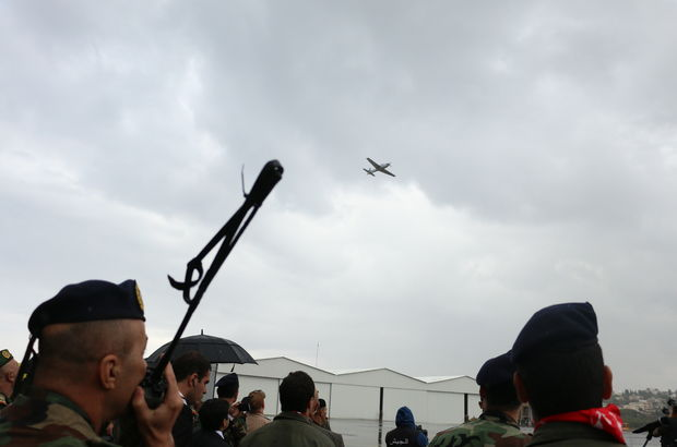 ABD, Lübnan ordusuna iki savaş uçağı hibe etti