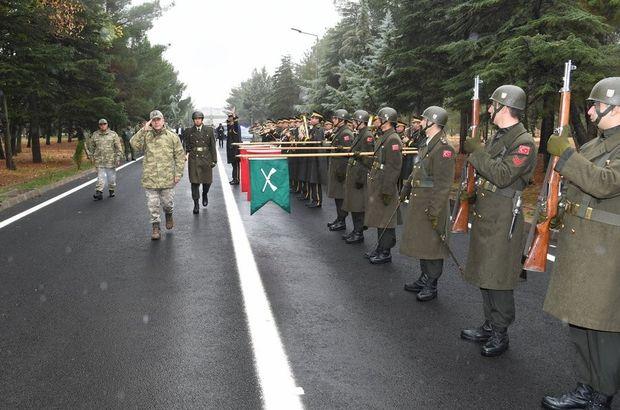 Genelkurmay Başkanı Akar Hatay ve Diyarbakır'da incelemelerde bulundu