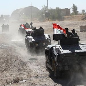 IRAK BAŞKANI İBADİ: IRAK GÜÇLERİ TÜM TARTIŞMALI BÖLGELERDE KONTROLÜ SAĞLADI