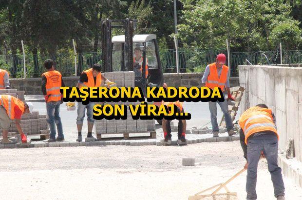 Taşeron işçi kadro olacak mı? 2017 Taşerona kadro son dakika açıklaması