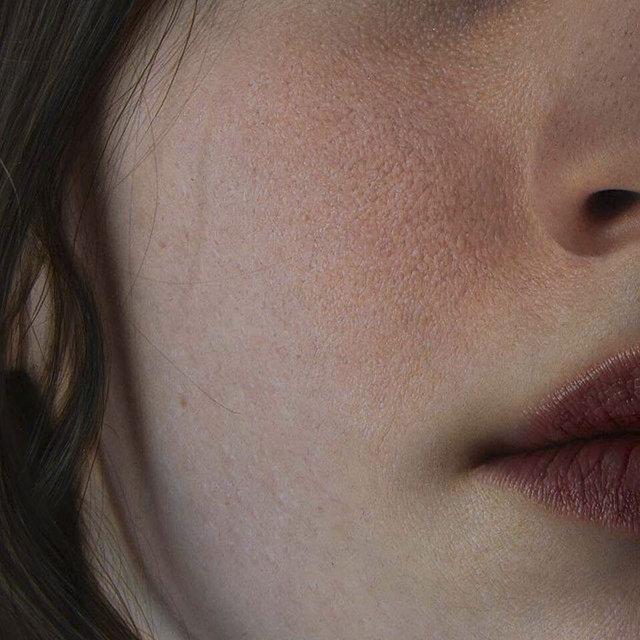 Marco Grassi'nin resimleri, fotoğraftan ayırt edilemiyor!