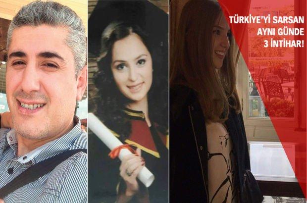 Doktor Engin Karakuş Ece Ceyda Güdemek Yağmur Çavuşoğlu Batman Adana İstanbul intihar