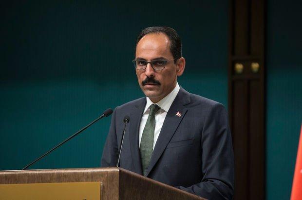 Cumhurbaşkanlığı Sözcüsü'nden istifa eden Uğur'un 'tehdit' iddiası hakkında açıklama