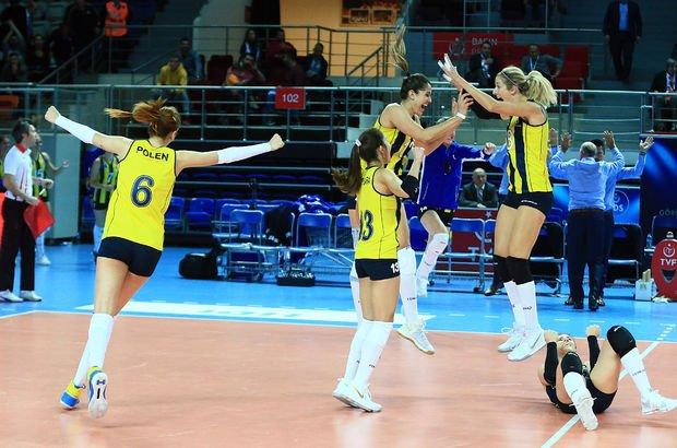Galatasaray: 1 - Fenerbahçe: 3