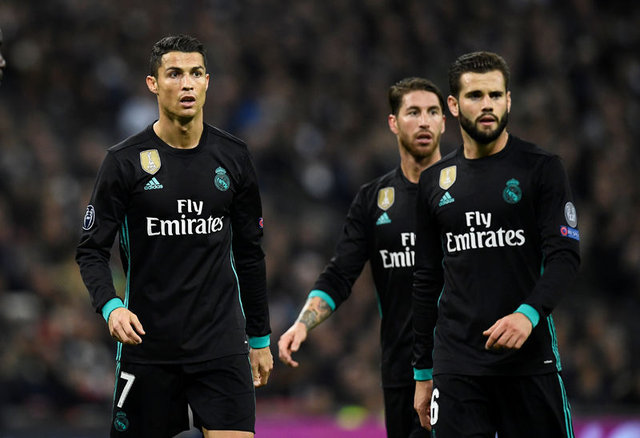 Tottenham Real Madrid maçı - Dele Alli 2 golle Real Madrid'i yıktı!