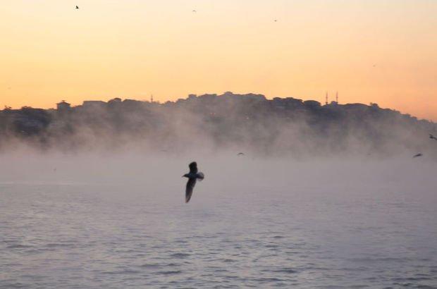 Bu sabah İstanbul Boğazı