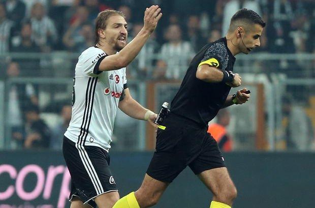 """Beşiktaş'tan Caner Erkin açıklaması: """"Açık bir hukuk skandalı"""""""