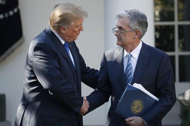 Trump, Fed başkan adayını açıkladı