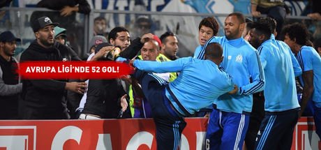 UEFA Avrupa Ligi 4. hafta sonuçları