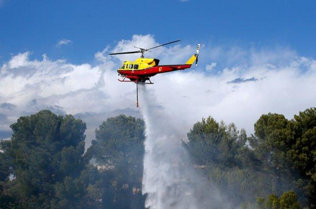 Orman Bakanlığı ABD'den 20 Sikorsky alacak