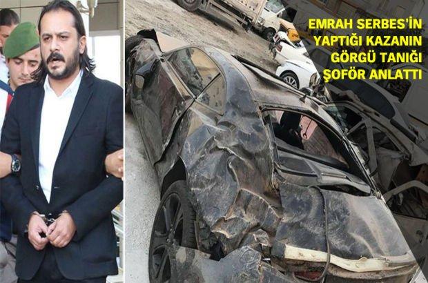 Emrah Serbes Aziz T. TIR şoförü İzmir Emrah Serbes kazası