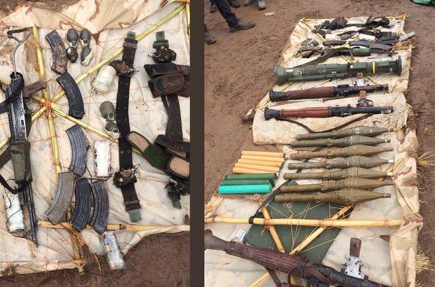9 askeri ABD'nin YPG'ye gönderdiği silahlar mı şehit etti?