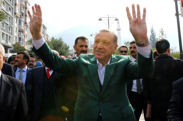 Erdoğan: Kandil ve Sincar'da gereği yapılmazsa oraları yerle bir ederiz!