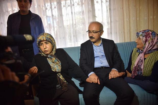 Bakan Elvan cam kemik hastası kardeşlerin hayalini gerçekleştirdi!